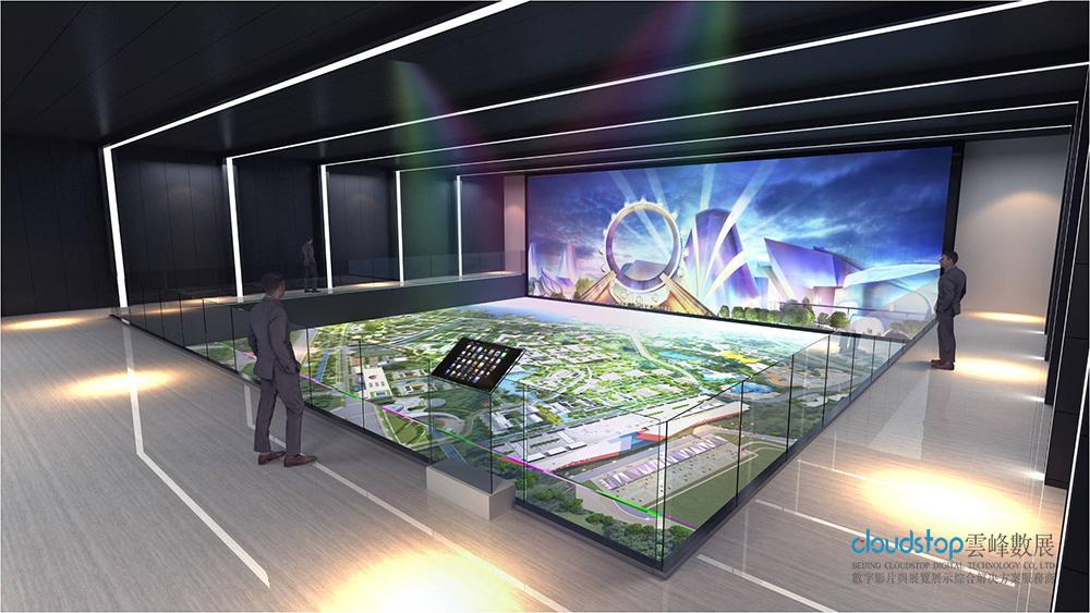 企业展厅设计中应注意到的事